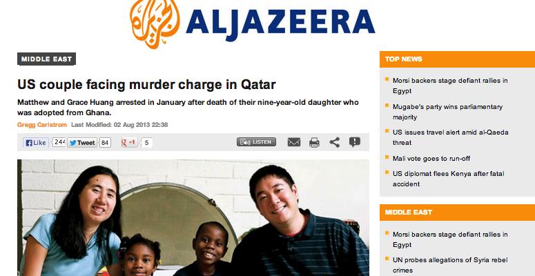 Aljazeera M&G Huang 3