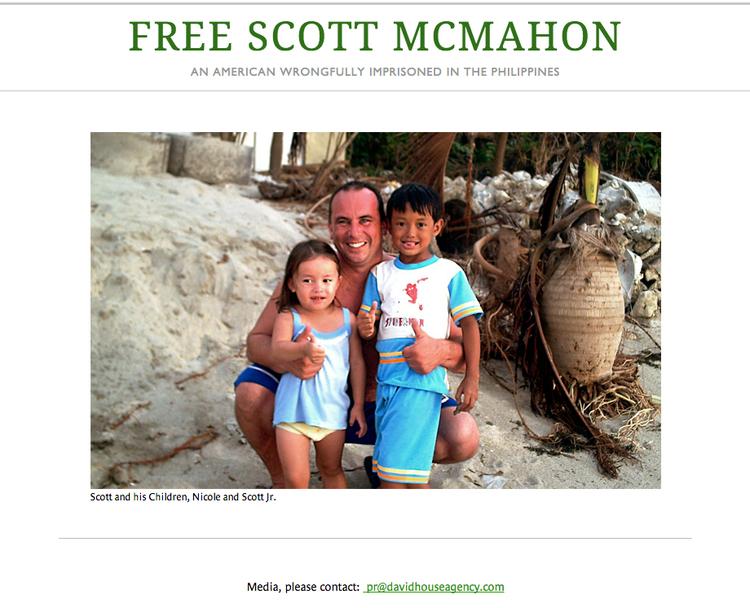 Scott McMahon: Philippines